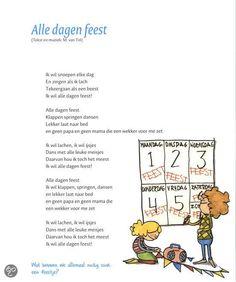 Gedicht: feest!