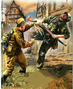 Military Art, Military History, Eastern Front Ww2, Ddr Museum, Sniper Training, Military Drawings, Ww2 Pictures, War Comics, Soviet Army
