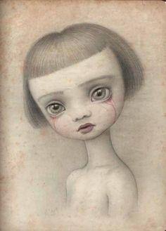 Mark Ryden illustration