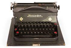 Mercedes Superba Typewriter on OneKingsLane.com