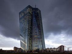 Coop Himmelblau. The European Central Bank