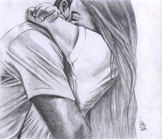 Amazing drawings, easy love drawings, drawings of people easy, pencil drawings of love Easy People Drawings, Cute Drawings Of Love, Cute Couple Drawings, Sketches Of People, Anime Couples Drawings, Drawing People, Easy Drawings, Couple Drawing Images, Amazing Drawings