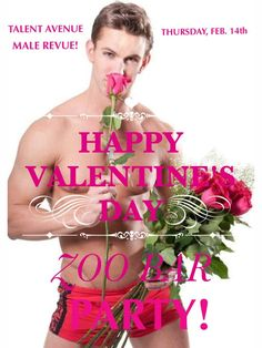 This Thursday 14 Feb. Happy Valentines Day @ Zoo Bar Hong Kong  http://www.gayasiatraveler.com/what-up-this-week/zoo-bar-hong-kong/ | Gay Asia Traveler