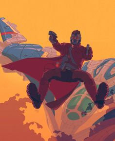 Starlord by Pulvis on deviantART
