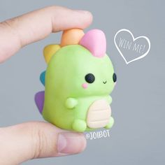 Most recent Cost-Free air dry Clay kawaii Strategies Joibot Studio (Joahna Ibot. Fimo Kawaii, Polymer Clay Kawaii, Fimo Clay, Polymer Clay Charms, Polymer Clay Projects, Polymer Clay Art, Clay Crafts, Kawaii Chibi, Clay Art Projects