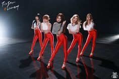 """FIESTAR Knocks Out the Boys with Sexy New Music Video """"One More"""""""