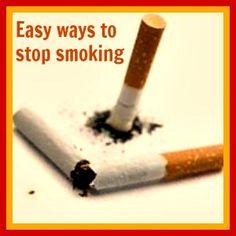 Easy Way To Quit Smoking