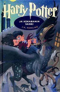 Syyskuu 2014: J. K. Rowling - Harry Potter ja Azkabanin vanki