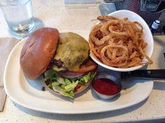 Mr. Old School Burger | The Counter Burger | Christa-Pok.com
