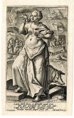 The Seven Deadly Sins by Maerten de Vos und Crispijn de Passe the Elder.: kharoozo — LiveJournal 7 Sins, Clinic Design, Retro Pattern, Classical Art, Seven Deadly Sins, Beauty Art, Aesthetic Art, Female Art, Creative Art