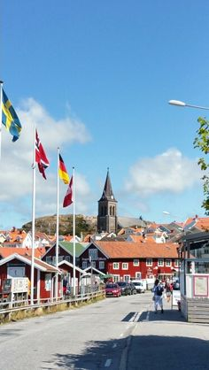 Fjällbacka, Sverige
