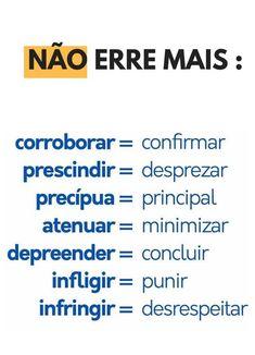 Portuguese Lessons, Learn Portuguese, School Motivation, Study Motivation, Chinese Lessons, Portuguese Language, Study Techniques, Study Organization, Life Hacks For School