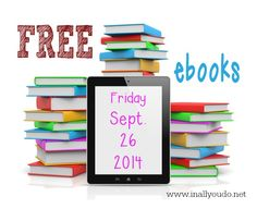 MORE great Children's title for just $1 thru September 30!! Hurry before they are gone!