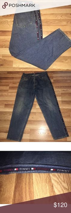 I just added this listing on Poshmark: Tommy Hilfiger Men's Jeans Vintage 90s 36x32. #shopmycloset #poshmark #fashion #shopping #style #forsale #Tommy Hilfiger #Other