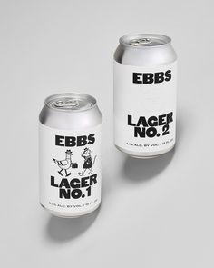 Beverage Packaging, Brand Packaging, Craft Beer Brands, Michael Bierut, Beer Names, Crazy Names, Unusual Names, Lokal, All Things New