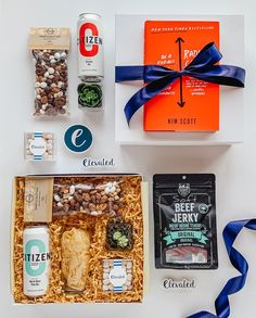 boxSMITH Modern Gifts - specializing in stunning curated gift boxes for every occasion including custom orders, corporate, bridal, baby and much more! Custom Gift Boxes, Customized Gifts, Gift Logo, Gift Box Design, Curated Gift Boxes, Custom Ribbon, Professional Gifts, Client Gifts, Corporate Gifts