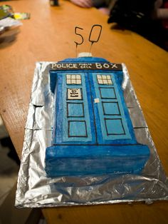 doctor who cake ideas Google Search BirthdayLove Isaiah turns