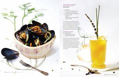 Andrea D'Agosto is a food photographer living in Los Angeles. She also shoots portraits, lifestyle and product photography. Food Magazine Layout, Love Food, A Food, Restaurant Poster, Los Angeles Food, Sweet Paul, Food Illustrations, Fish And Seafood, Creative Food
