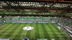 Sporting e Barcelona já aquecem no Estádio José de Alvalade.  Siga o jogo em www.canoticias.pt  #sporting #barcelona #SCPFCB #Alvalade #uefa #champions #championsleague #futebol #football #soccer #messi #leomessi #suarez #alvalade #estadiojosealvalade #ucl  #fcbarcelona #sportingcp #lisboa #Lisbon #Live #livesport