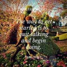 The best Walt Disney quotes.