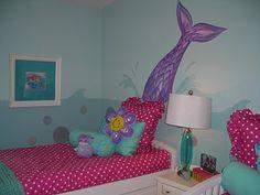 Girl S Mermaid Room