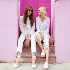 Game, set and matchy matchy, now over on the blog www.belleandbunty.co.uk/blog #wimbledonwhite #allwhiteerrything { by @margarita_karenko}