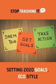 Goal setting is key to success. Make them simple so they are achievable. Are you setting any eco goals for Get inspired for 2020 with these simple eco goals from our Ambassador Fidan.