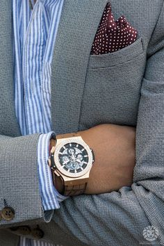Hublot Aero Bang. Love this watch!