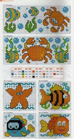 Cross Stitch *<3* Border