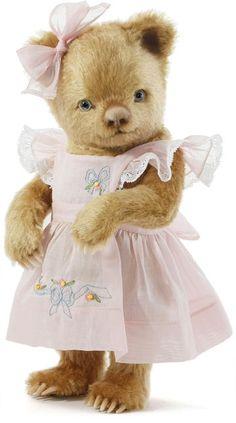 Flora Toddler Bear