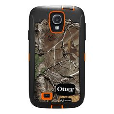 Otterbox Defender RealTree Series and Holster Case for Samsung Galaxy S4