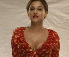 Something is. Vidhya balan naked boobs more than