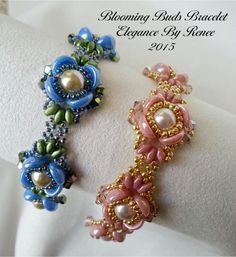 (5) Name: 'Jewelry : Blooming Buds Bracelet