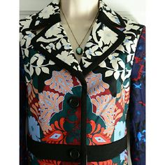"NWT Anthropologie Elevenses Coat This is sadly too big for me; I read reviews that insisted this coat runs small, so I'd taken the gamble and sized up, but the 4 is better for me. I think this size 6 runs true to size. Please heed these measurements to determine your fit; the price on this one is firm, please: Size 6: Bust: 17.5"", Waist: approx 16"" max, Sleeves: 24.75"" from shoulder, Total Length: 34"". Anthropologie Jackets & Coats"