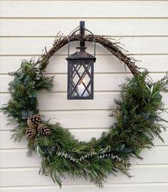 Grapevine Wreath, Grape Vines, Christmas Wreaths, Diy Projects, Holiday Decor, Home Decor, Decoration Home, Room Decor, Vineyard Vines