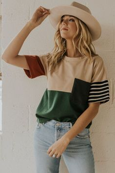 The Stailee Top - outfit ideas-spring outfits-women's fashion-cute tops for women-tops for women Source by b_bdcs - Hippie Mode, Moda Hippie, Ariana Grande Outfits, Outfits Mujer, Spring Outfits Women, Green Outfits For Women, Modest Summer Outfits, Spring Dresses, Maxi Dresses