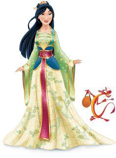 Mulan Style Disney, Disney Love, Disney Art, Walt Disney, Disney Wiki, Disney Princess Wiki, Merida Disney, Princess Pocahontas, Punk Disney