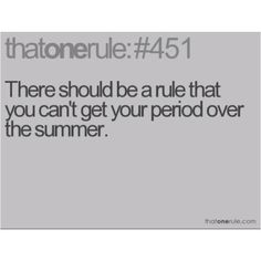 Or ever when planning on wearing a bathing suit!