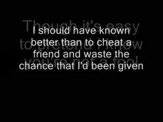 George Michael Careless Whisper Lyrics or i'm never gonna dance again - YouTube
