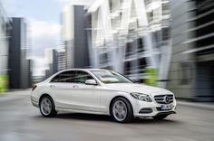 New Mercedes-Benz C-class revealed www.truefleet.co.uk
