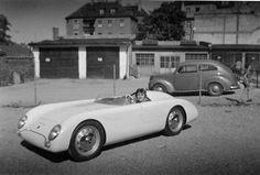 Vw Vintage, Vintage Racing, Porsche Cars, Porsche 356, Car Guide, Fast Cars, Bugatti, Volvo, Jaguar