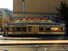 Mickey's Dining Car, St. Paul, Minnesota