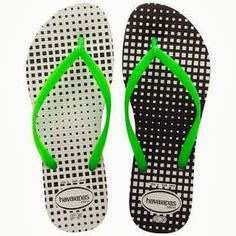 d555599f796b Havaianas Slim Graphic White Green Flip Flop - Neon is back! These Slim  Graphic white   green flip flops are new from havaianas for The soles are  exact ...