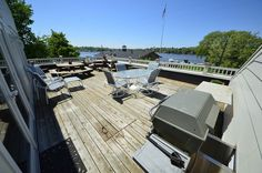Saugatuck Vacation Rental - VRBO 476658 - 2 BR Southwest Condo in MI, Two Bedroom Downtown Condo with Great Harbor View
