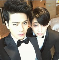 jackson, kawaii, got7, bambam