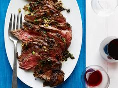 Take a break from steaks with our buttery and juicy Olive-and-Spice-Rubbed Leg of Lamb.