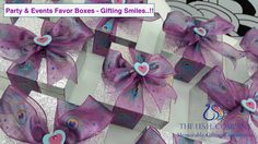 Gifting Chocolates is Gifting Smiles :) Chocolate Favors, Favor Boxes, Chocolates, Gift Wrapping, Sweet, Gifts, Gift Wrapping Paper, Candy, Chocolate Treats