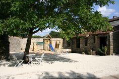 Domaine de Chantageasse, Charente-Maritime, France.
