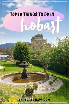 A guide to all the top things to do in Hobart for your visit, with everything you need to know to visit Bruny Island, Port Arthur, MONA and more. Solo Travel, Travel Tips, Travel Ideas, Hawaii Travel, Travel Advice, Travel Essentials, Australia Travel Guide, Visit Australia, Western Australia