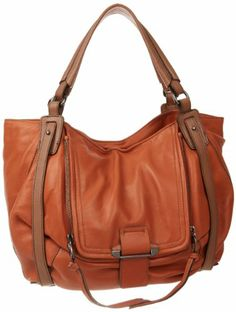 Amazon.com: Kooba Jonnie KP13103-39 Shoulder Bag,Apricot,One Size: Clothing